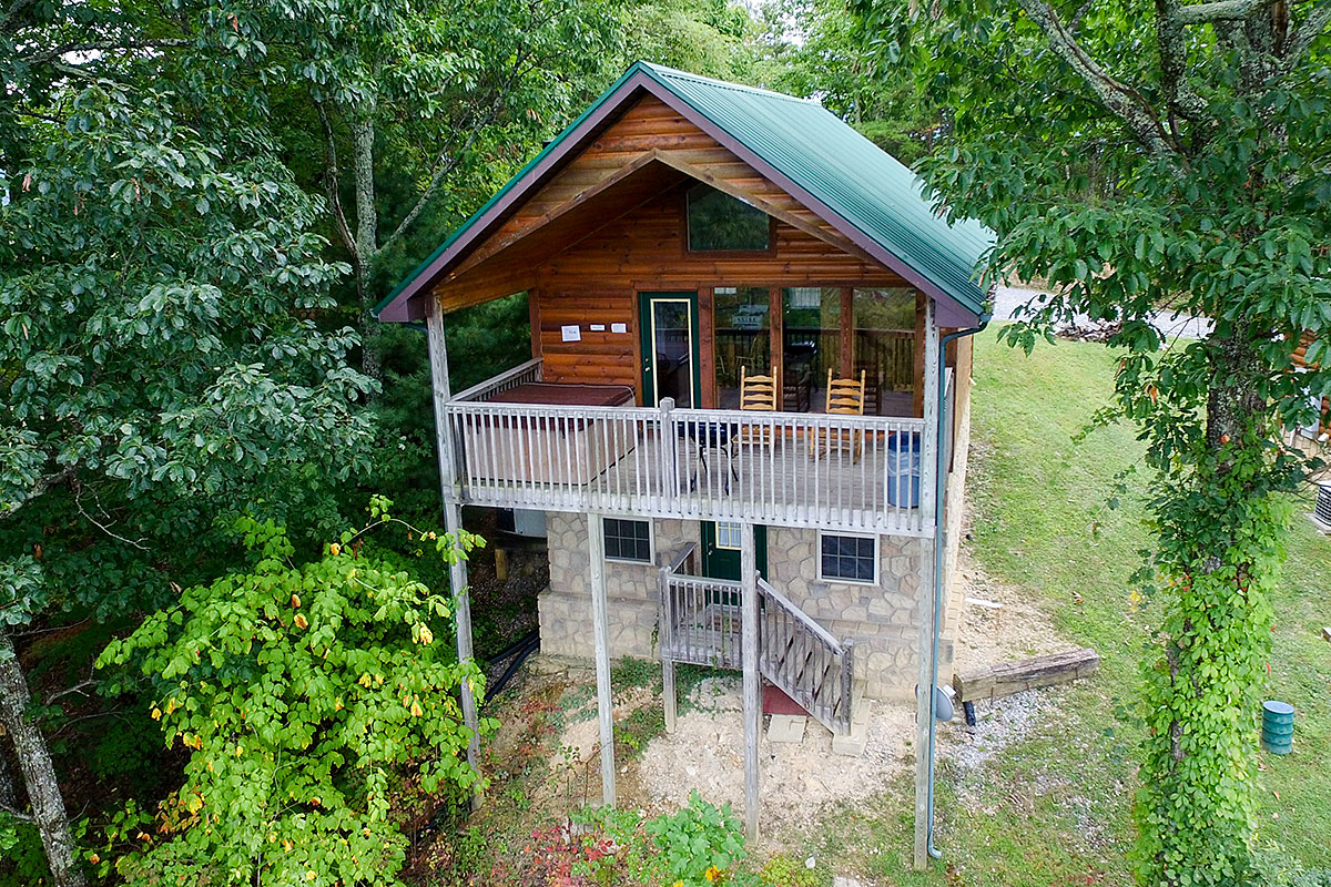 Little Lost Valley Cabin: Smoky Mountain Cabin Rentals